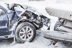 Car Accidents in Rain and Snow
